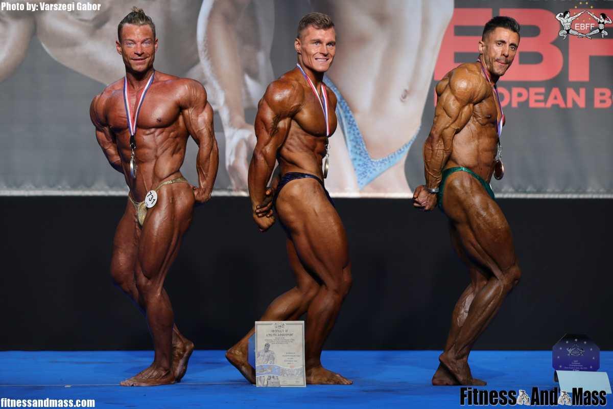 2018 IFBB European Championships бодибилдинг hardmuscles.ru