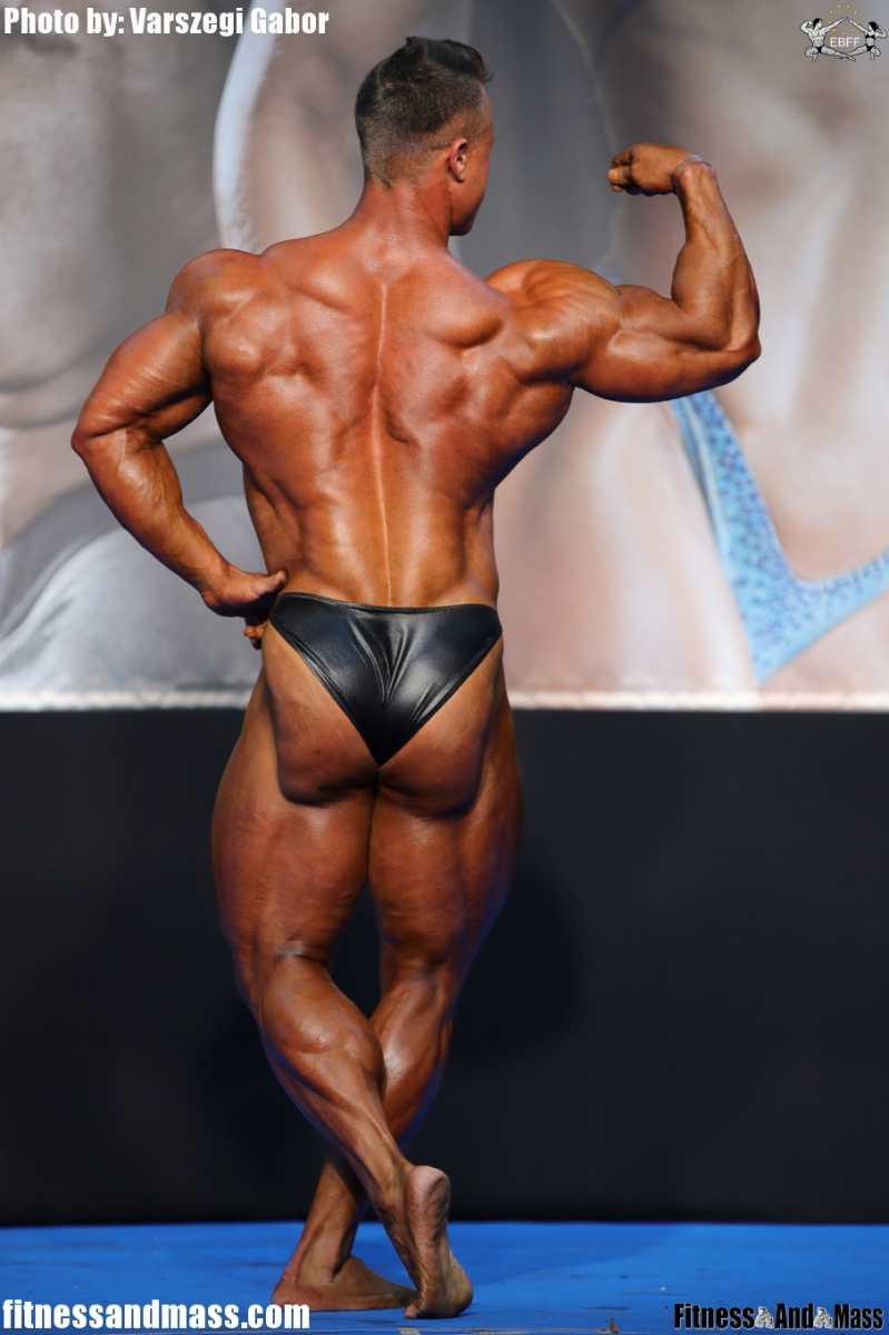 2018 IFBB European Championships бодибилдинг hardmuscles.ru Владимир Беляев