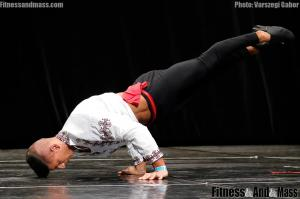 IFBB World Fitness Championships Lucian Popa Fitness Routine