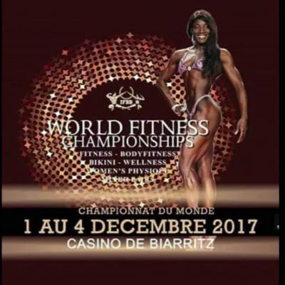 2017 IFBB World Fitness Championships