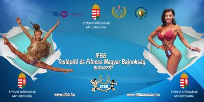2020 Ifbb Bodybuilding & Fitness Hungarian Championship Koós Katalin Memorial competition,