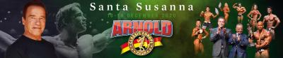 2020 Elite Pro Arnold Classic Europe