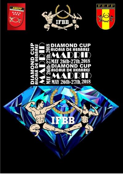 IFBB Diamond Cup Madrid 2018