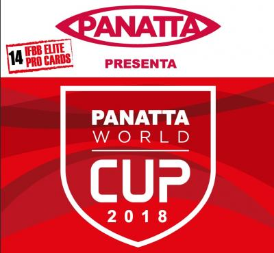 IFBB Panatta World Cup 2018