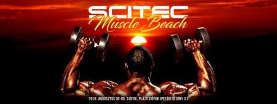 2018 Scitec Muscle Beach