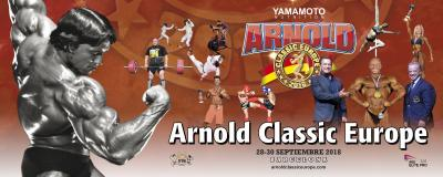 2018 Arnold Classic Europe