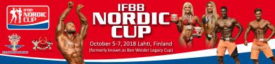 2018 IFBB Nordic Cup