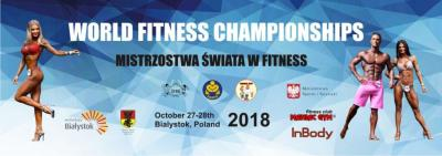 IFBB World Fitness Championships 2018