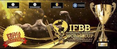 IFBB World Cup Romania 2018