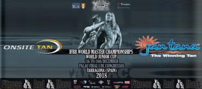 2018 IFBB World Masters Championships and Junior World Cup Tarragona