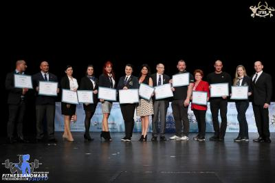 2019 Awards Ceremony from IFBB HUNGARY