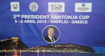 2019 2.IFBB President Santonja Cup