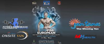 2019 IFBB Bodybuilding and Fitness European Championships