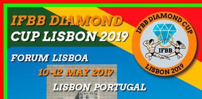 2019 IFBB Portugal Diamond Cup
