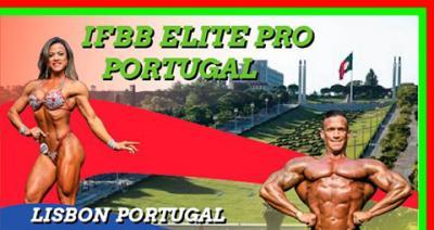 2019 IFBB Elit Pro Portugal