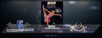 2019 IFBB Children Fitness World Championships