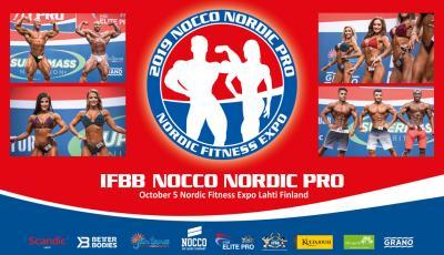 2019 IFBB Nocco Nordic Pro